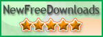 5 Star rating by NewFreeDownloads.com editors
